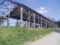 Zemědělské stavby